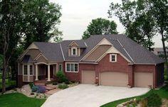 Cottage   Craftsman   Traditional   House Plan 99388