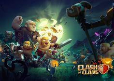 Clash of Clans actualización Halloween