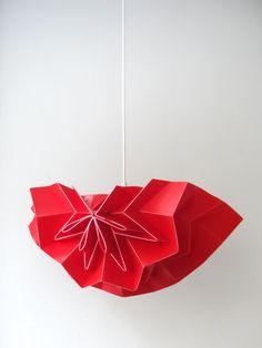 Pendant Light Half Dome HedgeHog Red colour by LightningFold https://www.etsy.com/listing/163192655/pendant-light-half-dome-hedgehog-red?ref=shop_home_active_10