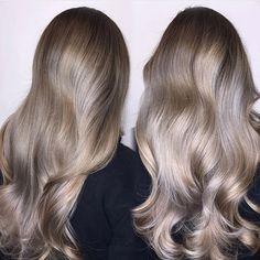 Beautiful #blonde by @lisalovesbalayage!