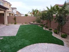 Las Vegas Backyard Landscaping   It Is Easy To Come Up With Your Own  Landscaping Idea.