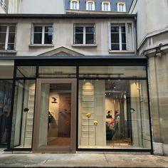 Hat Shop, Made In France, Paris, Design Shop, Boutique, Rue, Garage Doors, Store, Outdoor Decor