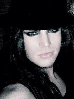 Adam Lambert with a weave