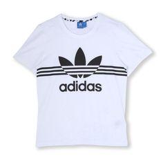 adidas(アディダス)通販オンラインショップ。トップス 半袖 SHORT SLEEVE TOPS Apparel オリジナルス Tシャツ   INKED TEE WHITE   Inked Pack  ウェア アパレル T ... f590b26b9c3c7