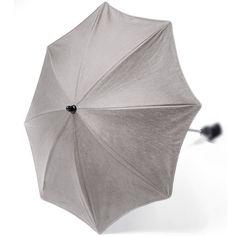 Ombrelle grise Gris de Peg-Pérego, Ombrelles : Aubert