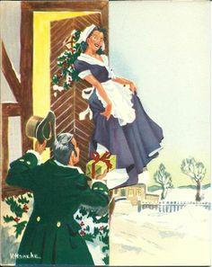 Fleson Postkortgalleri - HANCKE, VERNER 1.
