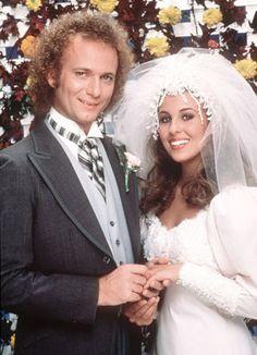 Laura and Luke, the wedding.