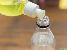 How to Make a Tornado in a Bottle: 12 Steps (with Pictures) - Handprint Kindergarten Science Room, Cool Science Experiments, Stem Science, Preschool Science, Science For Kids, Science Table, Weird Science, Preschool Ideas, Tornado In A Bottle