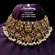 🔥😍 Gold Lakshmi Choker with Guttapusal Pearls from @amarsonsjewellery⠀⠀ ⠀⠀⠀⠀⠀⠀⠀⠀⠀⠀⠀⠀⠀⠀⠀⠀⠀⠀⠀⠀⠀.⠀⠀⠀⠀⠀⠀ ⠀⠀ For any inquiry DM now👉: @amarsonsjewellery⠀⠀⠀⠀⠀⠀⠀⠀⠀⠀⠀⠀⠀⠀⠀⠀⠀⠀⠀⠀⠀⠀⠀⠀⠀⠀⠀⠀⠀⠀⠀⠀⠀⠀⠀⠀⠀⠀⠀⠀⠀⠀⠀⠀⠀⠀⠀⠀⠀⠀⠀⠀⠀⠀⠀⠀⠀⠀⠀⠀⠀⠀⠀⠀⠀⠀⠀⠀⠀⠀⠀⠀⠀⠀⠀⠀⠀⠀ For More Info DM @amarsonsjewellery OR 📲Whatsapp on : +91-9966000001 +91-8008899866.⠀⠀⠀⠀⠀⠀⠀⠀⠀⠀⠀⠀⠀⠀⠀.⠀⠀⠀⠀⠀⠀⠀⠀⠀⠀⠀⠀⠀⠀⠀⠀⠀⠀⠀⠀⠀⠀⠀⠀⠀⠀⠀⠀ ✈️ Door step Delivery Available Across the World ⠀⠀⠀⠀⠀⠀⠀⠀⠀⠀⠀⠀⠀⠀⠀⠀⠀⠀⠀⠀⠀⠀⠀⠀⠀⠀⠀⠀ .⠀⠀ #amarsonsjewellery #yourtrustisourpriority #goldearrings #g Gold Temple Jewellery, Chokers, Jewels, Photo And Video, Delivery, Traditional, Instagram, Fashion, Moda
