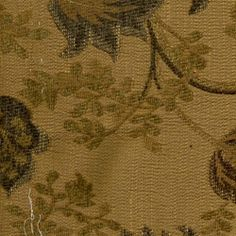 P7223 Floral Chenille Upholstery Fabric