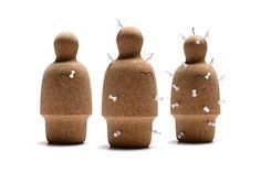 Mobili e oggetti di design realizzati in sughero n.07