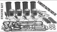 Antique Tractors Parts - Engine Kit