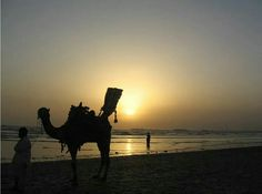 Karachi sea view