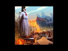 13 October 1307,Friday - The day that changed the world - YouTube - In 1305, the new Pope Clement V, based in France, sent letters to both the Templar Grand Master Jacques de Molay and the Hospitaller Grand Master Fulk de Villaret to discuss the possibility of merging the two Orders. Neither was amenable to the idea but Pope Clement persisted, and in 1306 he invited both Grand Masters to France to discuss the matter.
