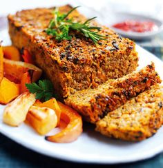 Quorn Meatless Sweet Potato Meatloaf