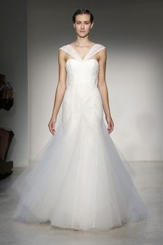 Christos Bridal Fall 2013 - WWD.com
