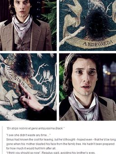 the marauders - sirius black