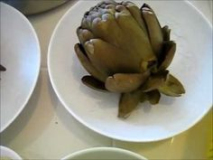 How to Eat and Prepare Artichokes (for Beginners :)