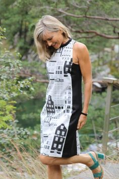 Ellen's Sewing Passion: BLACK & WHITE COLLECTION