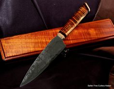 Custom Order: Limited Edition Combat Chef Knife