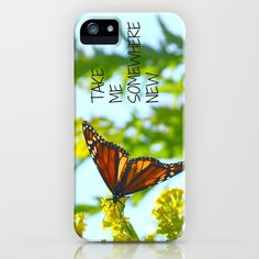 Somewhere New iPhone Case by RDelean - $35.00