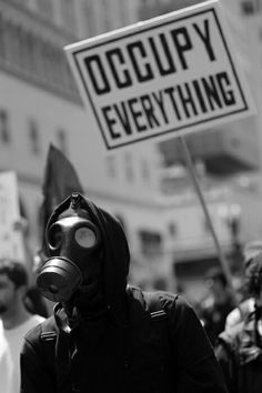 The Occupy Protests were inspiring to me, and I was lucky enough to partake in such history!