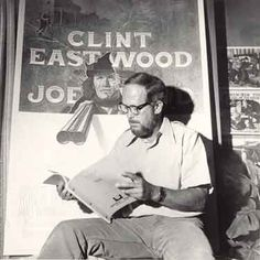 Amer­i­can crime nov­el­ist Elmore Leonard (11 Octo­ber, 1925 – 20 August, 2013) has been recently lost to the lit­er­ary world. While his ear­lier nov­els were west­erns, Mr. Leonard spe­cial­ized in crime fic­tion putting cops and crooks in bizarre sit­u­a­tions to get them­selves out of.