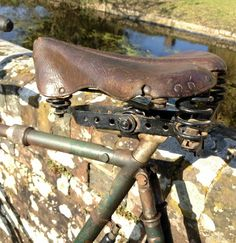BSA Spring Frame Old Cycle, Mtb, Cycling, Bicycle, Military, Spring, Frame, Picture Frame, Bike