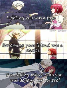 Anime:Akagami no shirayukihime (c)owner