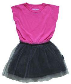 NUNUNU Magic Dress neon pink