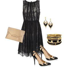 Little Black Dress#1 - A little sweet with a little sassy