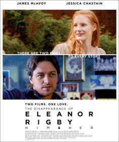 Poster and stills for The Disappearance Of Eleanor Rigby: Them, starring James McAvoy and Jessica Chastain Film Movie, Hd Movies, Movies And Tv Shows, Cinema Movies, Movies Online, James Mcavoy, Josh Charles, Tim Matheson, Jessica James