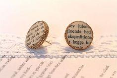 Øredobber Jul Gold Rings, Stud Earrings, Jewelry, Pictures, Jewlery, Jewerly, Stud Earring, Schmuck, Jewels