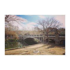 Madrid al manzanares (VII) #Madrid #spain #madridrio #citylife #cityview #puente #bridge #manzanares #river #rio #igworld #igersspain #igersmadrid #fullframe #canon6D #ef24mm