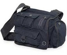 Multi-Pocket Shoulder Pack    $22.95 with FREE SHIPPING