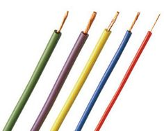 Our hook-up wires are typically consolidated and insulated to provide extra protection. Learn more about our hook-up wires at http://products.conwire.com/category/hook-up-wire