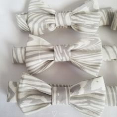 Head on over to my etsy to check out these new wood look bowties and hairbows!