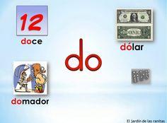 # 7 Sílabas da de di do du - Syllables with D (+playlist)