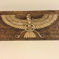 Ahura Mazda, Moorish Science, Iranian Art, Wooden Wall Art, Ancient Aliens, Zoro, Conservation, Persian, Roots