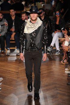 N. Hoolywood at New York Fashion Week Spring 2014 - StyleBistro
