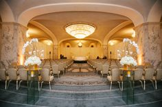 Ritz Carlton Philadelphia Wedding Ceremony Photos By Jordan Brian Photography
