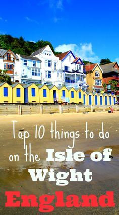 My top 10 things to do on the Isle of Wight - favourite Isle of Wight attractions for Isle of Wight holidays. From Osborne House to the Jurassic Coast. Travel With Kids, Family Travel, Travel Uk, Travel England, Group Travel, Travel Europe, Isle Of Wight England, Places To Travel, Travel Destinations