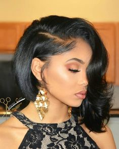 20 Cute Short asymmetrical Hairstyles Bob Hairstyle Guide Different Types of Bobs & How t. - 20 Cute Short asymmetrical Hairstyles Bob Hairstyle Guide Different Types of Bobs & How to Wear Them - Black Girl Prom Hairstyles, Girl Hairstyles, Wedding Hairstyles, Gorgeous Hairstyles, Hairstyles 2018, Homecoming Hairstyles, Teenage Hairstyles, Fashion Hairstyles, Medium Hairstyles