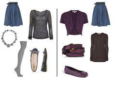 L'Armoire Idéale: A line skirt- seven ways