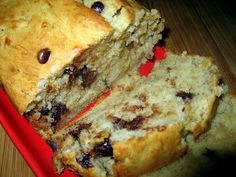 The Virtuous Wife: Chocolate Chip Banana Bread Tutorial