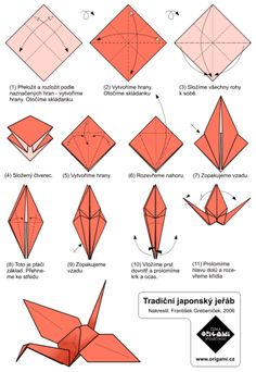 Útěk z vězení - Články - Origami Diy Origami, Origami Yoda, Origami Dragon, Origami Fish, Paper Crafts Origami, Origami Ideas, Origami Crane Tutorial, Origami Instructions, Pinterest Origami