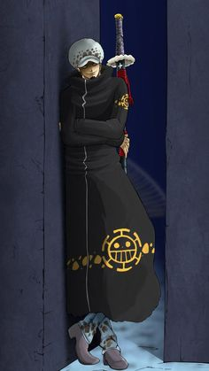 Trafalgar D. Water Law Punk Hazard One Piece