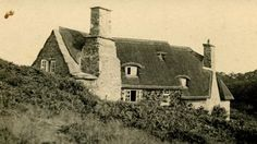 Stoneywell as it was in 1908