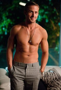 Ryan Gosling from Crazy, Stupid, Love