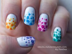 8 Super Cool Ways To Use Dots On Your Nails!